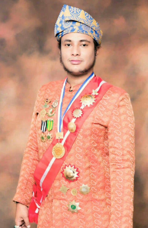 SAR Tengku Pangeran Abdullah Ali Chandrarupa Wibowo