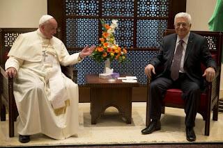 Ferenc pápa - Ronald S. Lauderrel, a Zsidó Világkongresszus elnökével