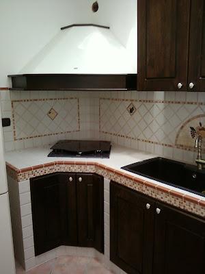 Fai da te hobby legno cucina in muratura for Modificato un piano di cabina di telaio