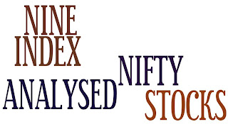NINE NIFTY INDEX STOCKS ANALYSED