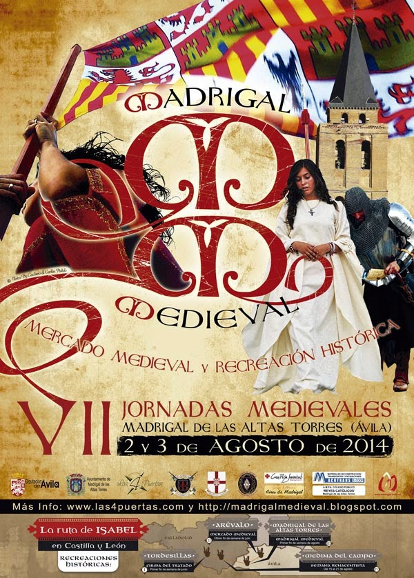 Madrigal Medieval 2014