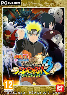 Naruto Shippuden Ultimate Ninja Storm 3 Full Burst PC
