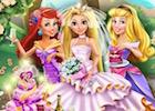 Rapunzel Wedding Party