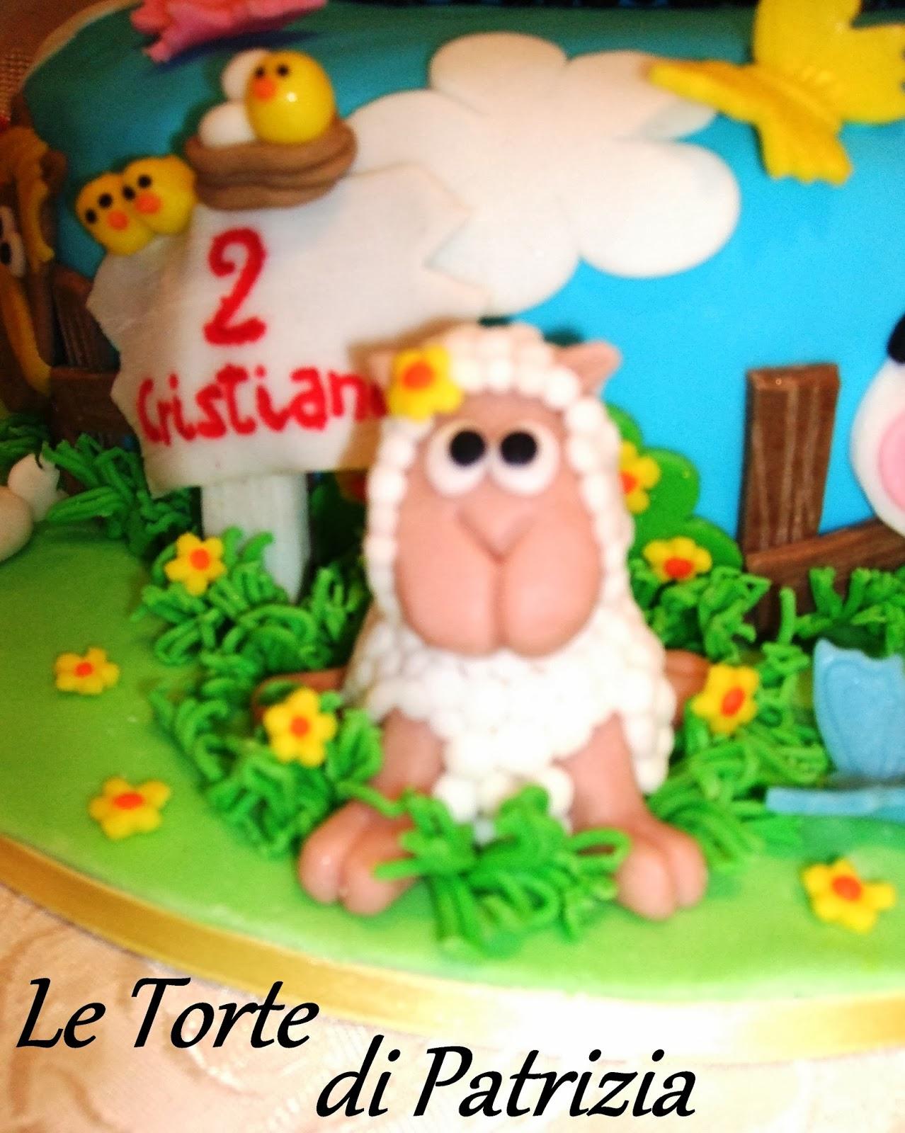 Le torte di patrizia passione e fantasia la pecorella