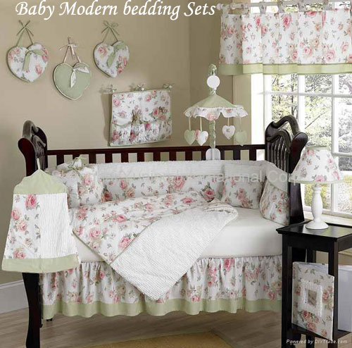 Baby products guide baby modern bedding sets - Modern baby bedding sets ...