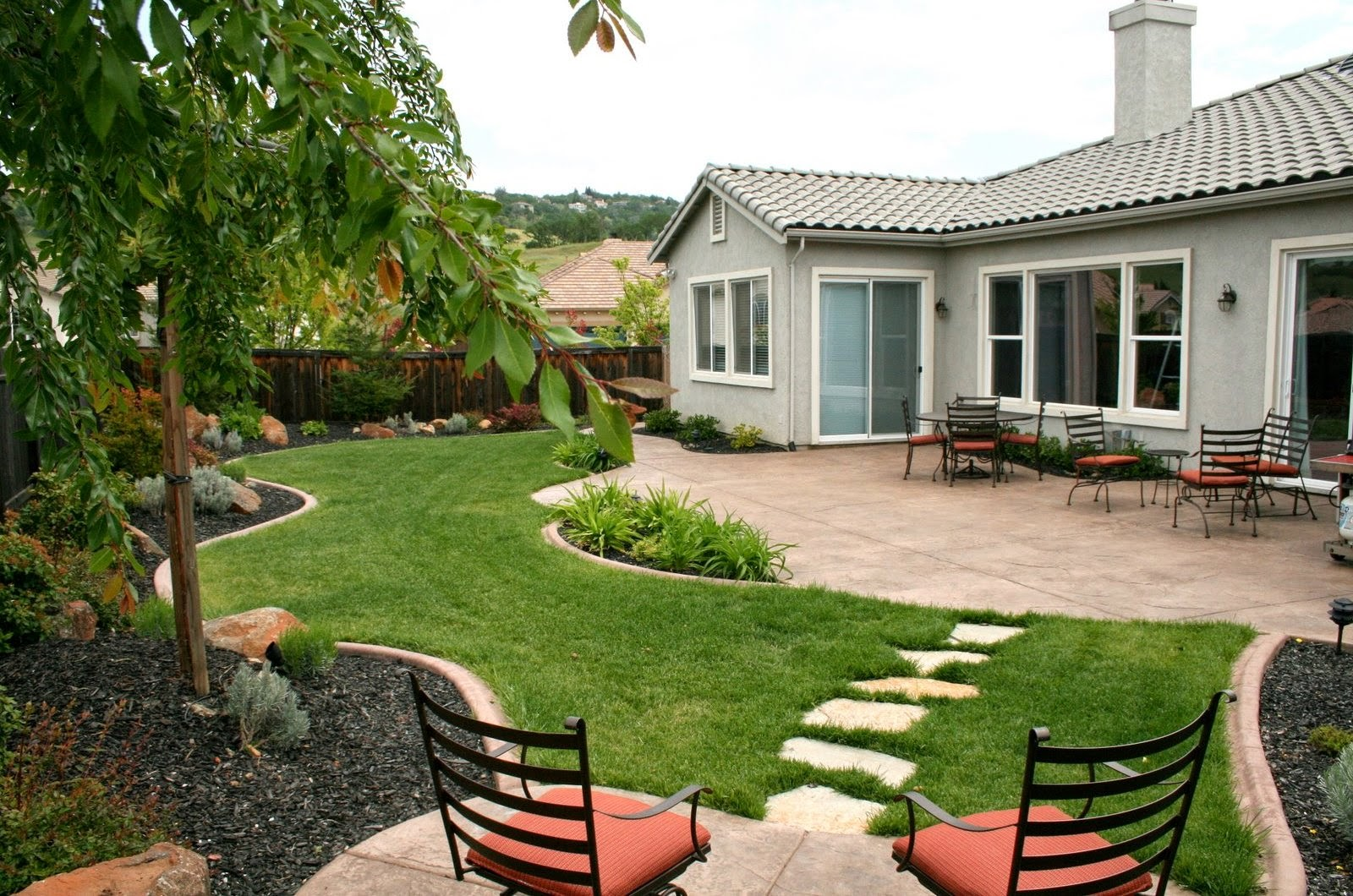 Backyard Ideas on a Budget Pictures