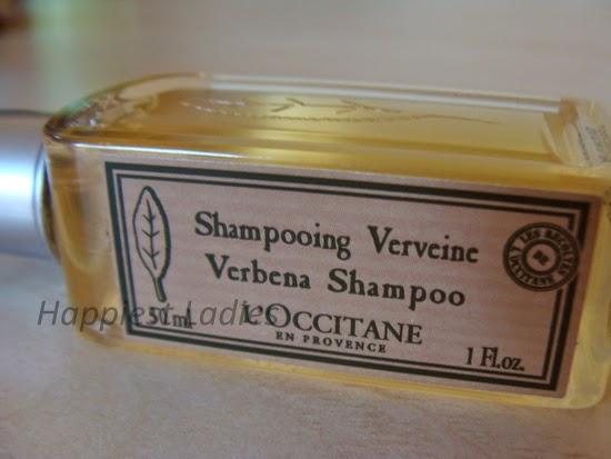 Verbena Shampoo Loccitane