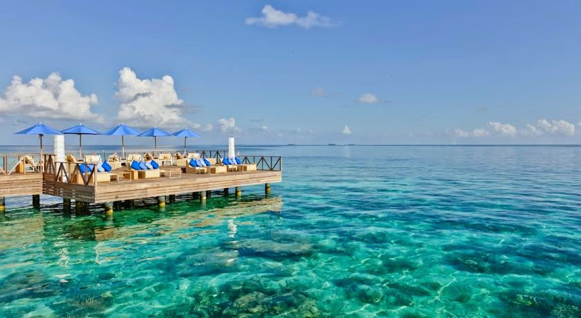 Huvafen Fushi Maldives Per AQUUM Retreat