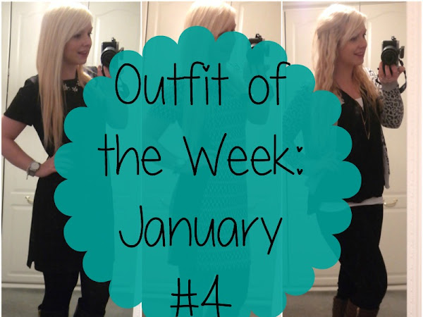 Outfit of the Week: January #4