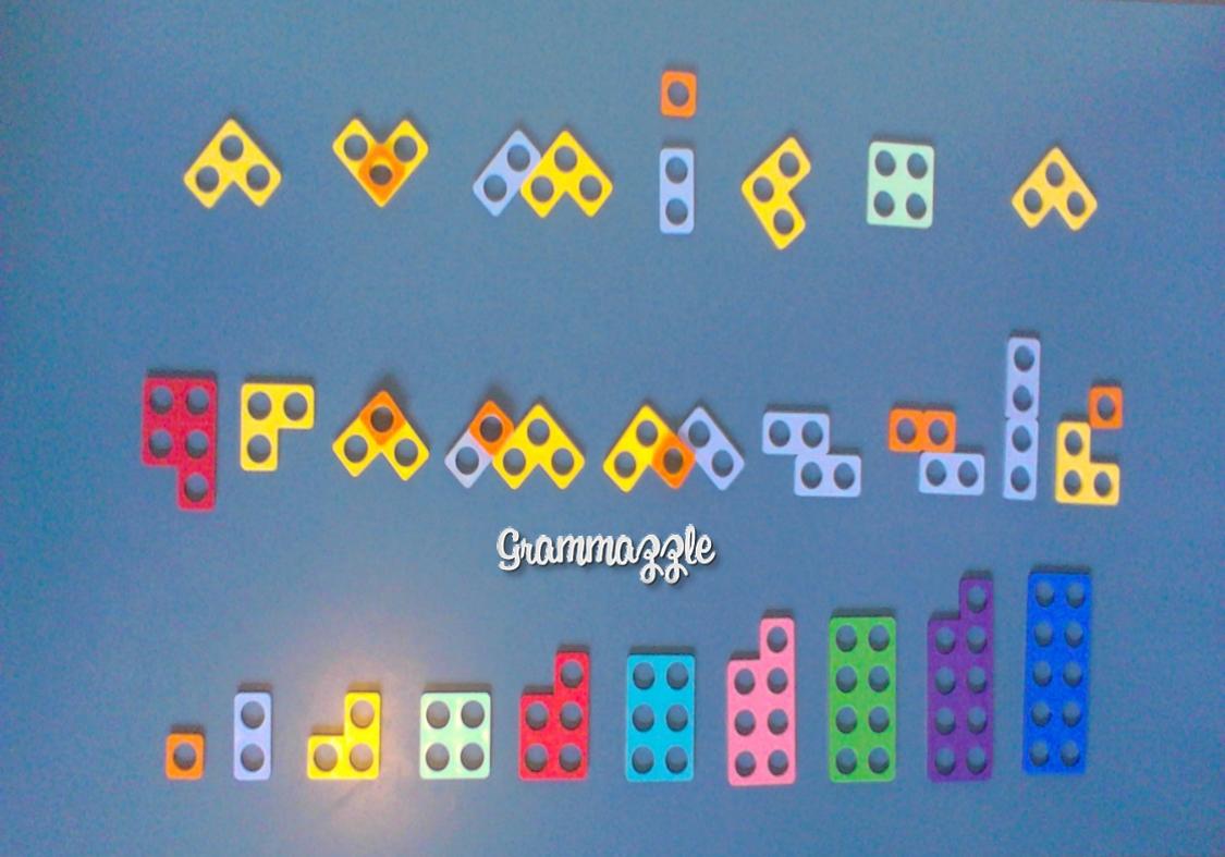 Grammazzle Numicon Matemáticas Maths Primaria