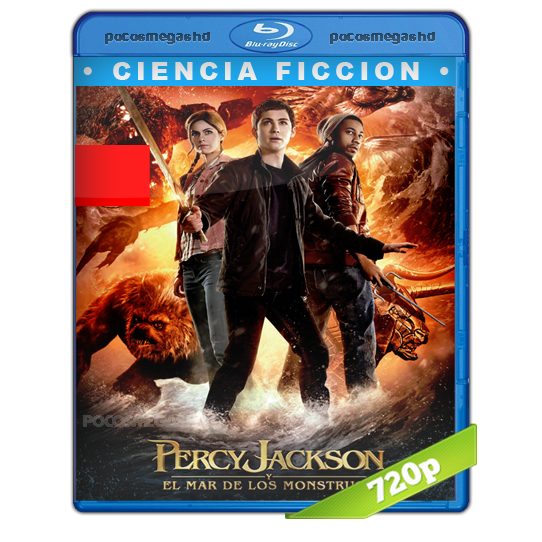Percy Jackson y el mar de los monstruos (2013) BRRip 720p Audio Dual Latino 5.1/Ingles (peliculas hd )