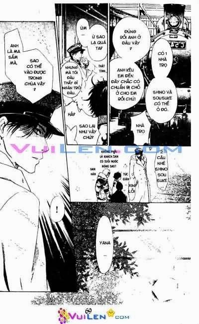 Bát Khuyển Sỹ Phương Đông Chapter 9 - Trang 68