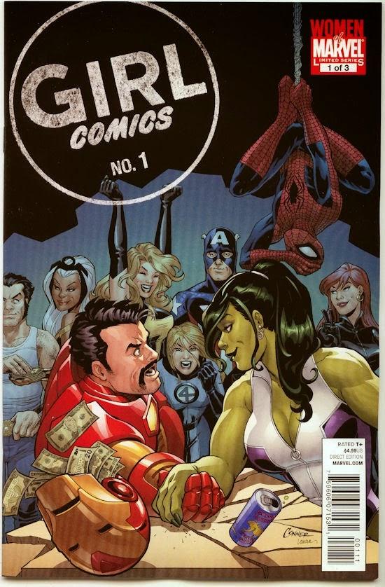Girl Comics: