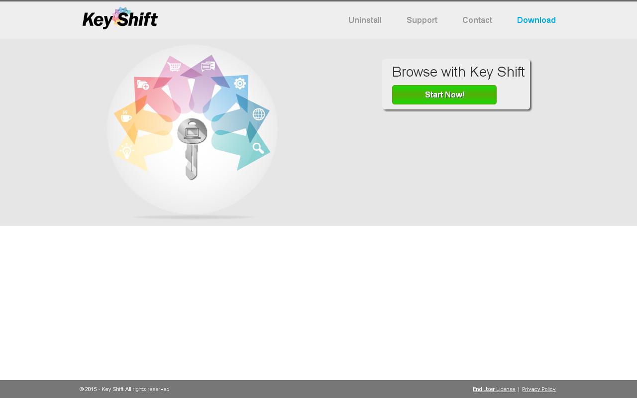 Key Shift