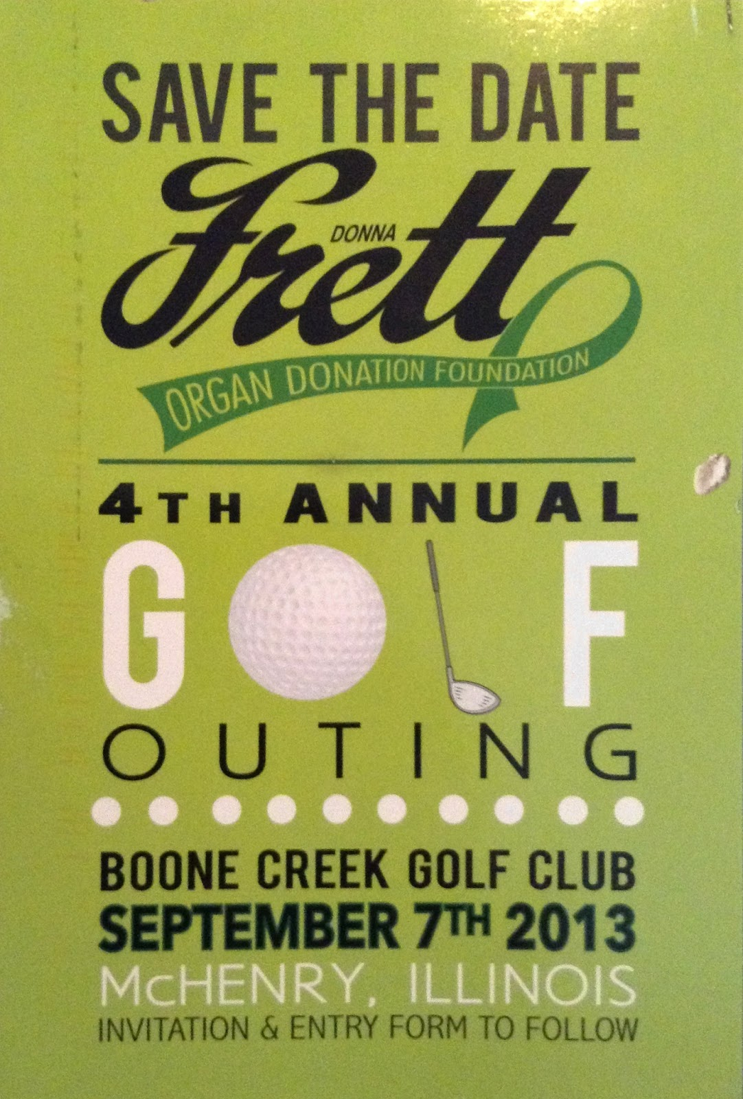 restoring hope transplant house  sept  7  donna frett foundation golf outing