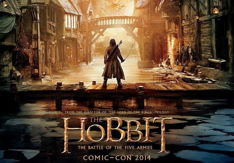 The Hobbit: The Battle of the Five Armies - First Look