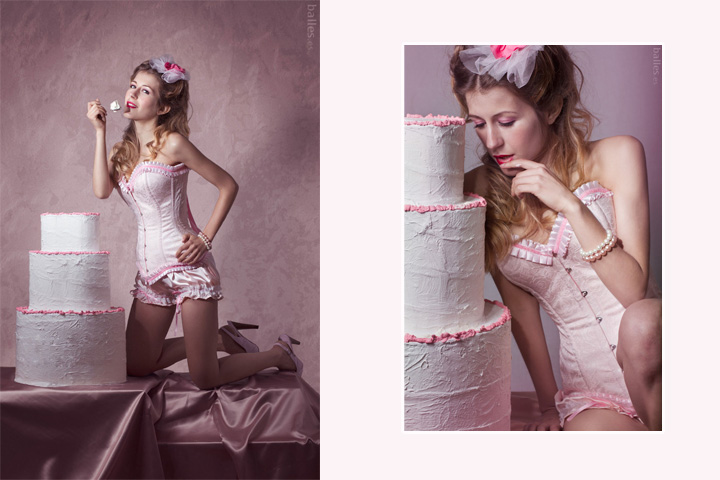 Princesas Ana y Mia: Pecado capital: La gula.