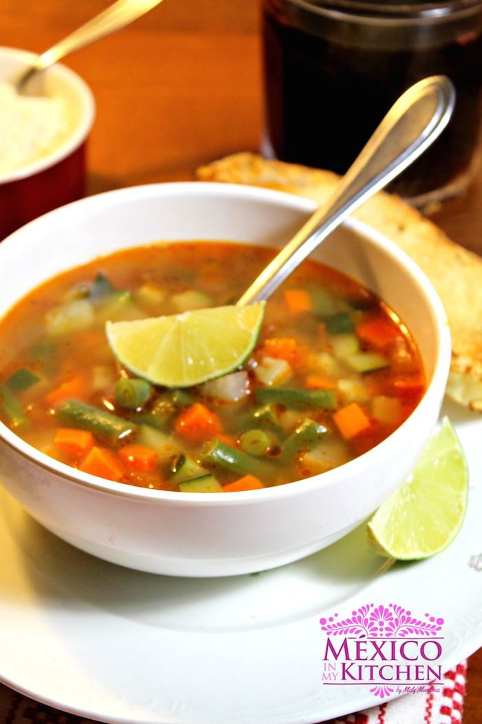 Easy mexican soups recipes
