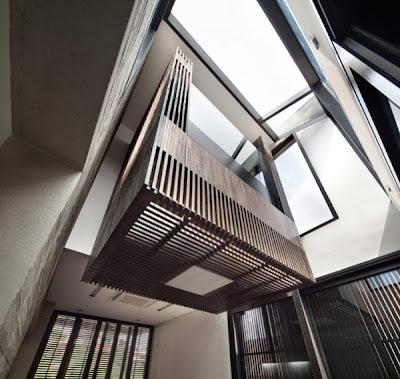 Rumah Modern Korea 8