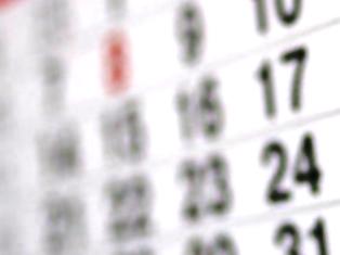 Смотреть календарь на 16 год