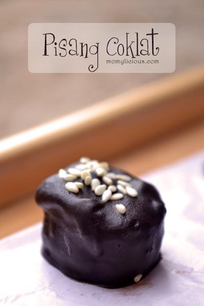 Pisang Coklat