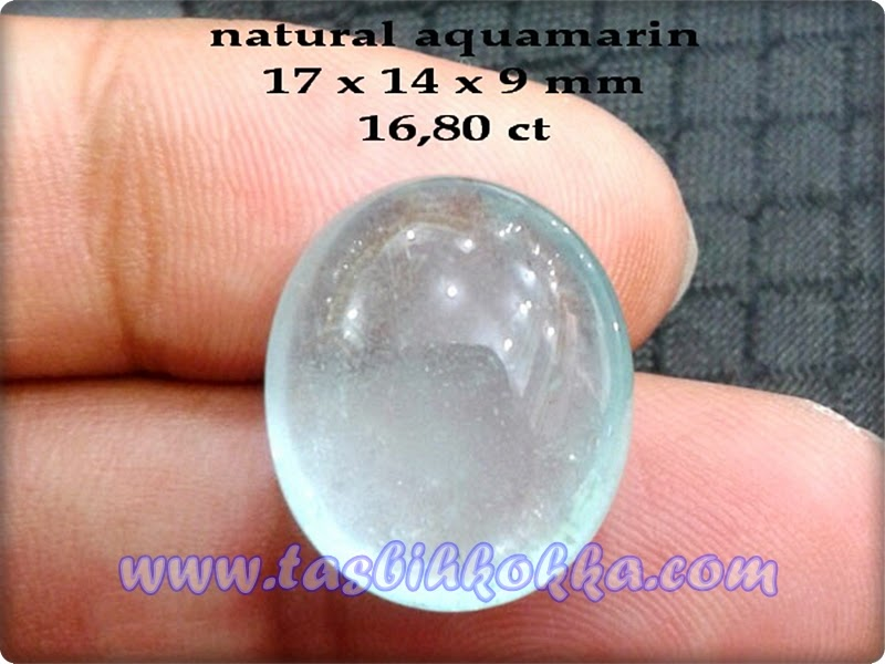 Aquamarine Natural