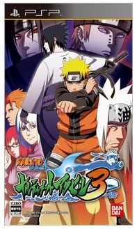 Game Naruto Shippuden Narutimate Accel 3 Apk cover