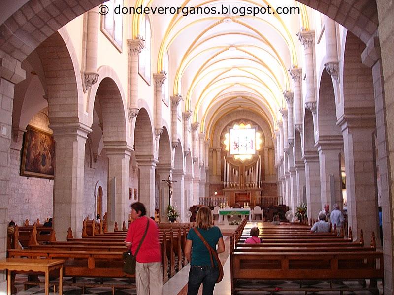 Iglesia de Santa Catalina de Belén