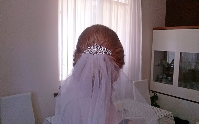 fryzura do welonu