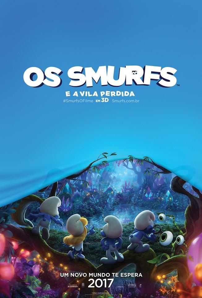 Os Smurfs e a Vila Perdida Dublado