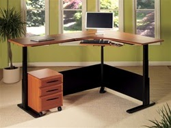 Adjustable Home Office Space