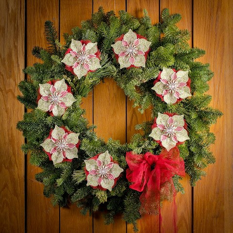 Stampin' Up! Wreath Project Idea