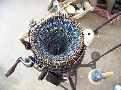Вязальная машина для вязания носка