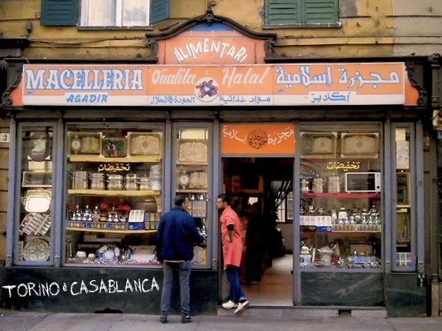 Il Maghreb a Torino