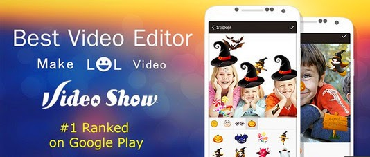 Editor Video Show Online
