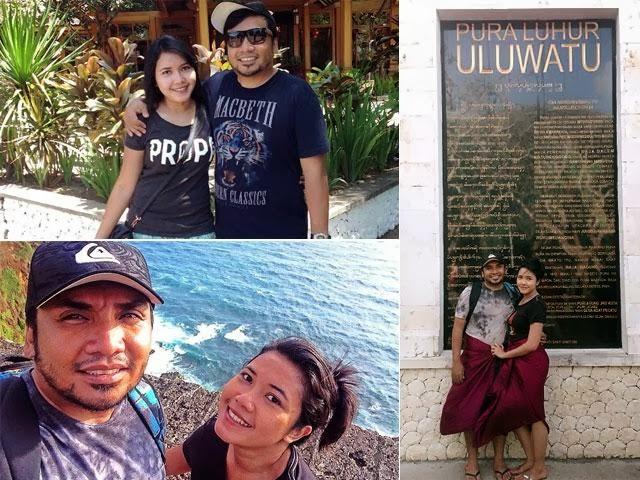 Zahid Bawa Isteri Bercuti Ke Bali!