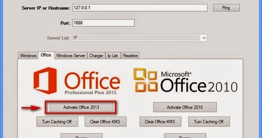 how to activate office 2013 professional plus permanently