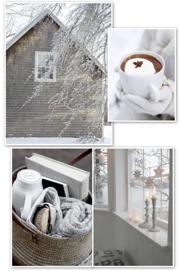 Red address white and grey christmas - Decorazioni tumblr ...