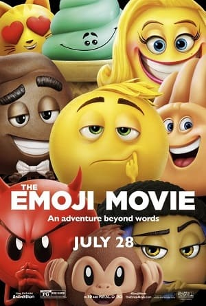 Emoji - O Filme Blu-Ray Filmes Torrent Download capa