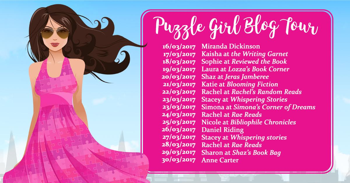 Puzzle Girl Blog Tour