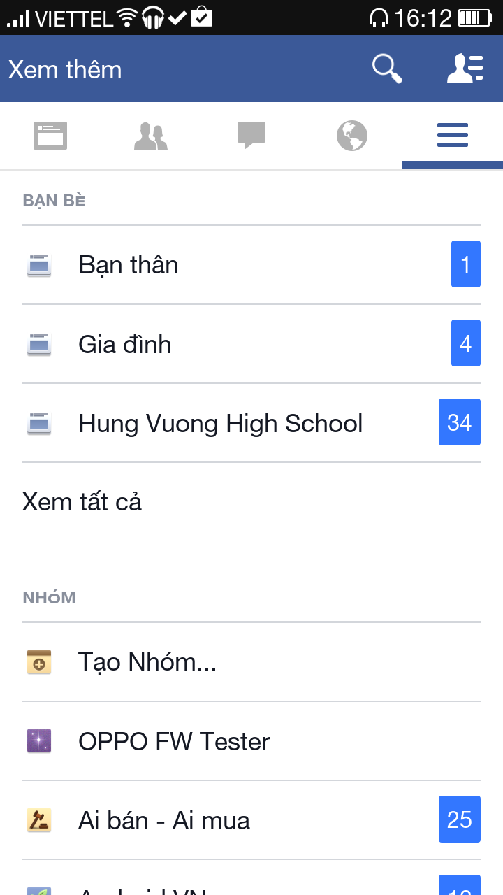 Download facebook về máy