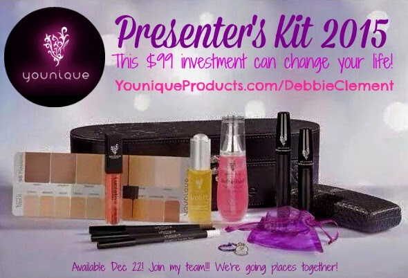 Younique Chapter Begins for Debbie Clement