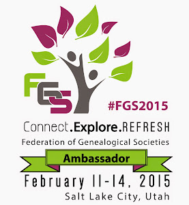 2015 FGS Conference Ambassador