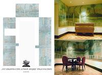 Persian Room Mural