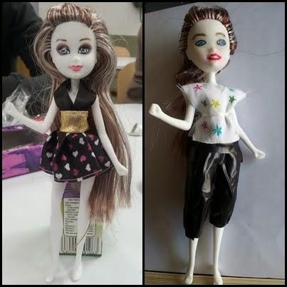 Muñeca de Alba