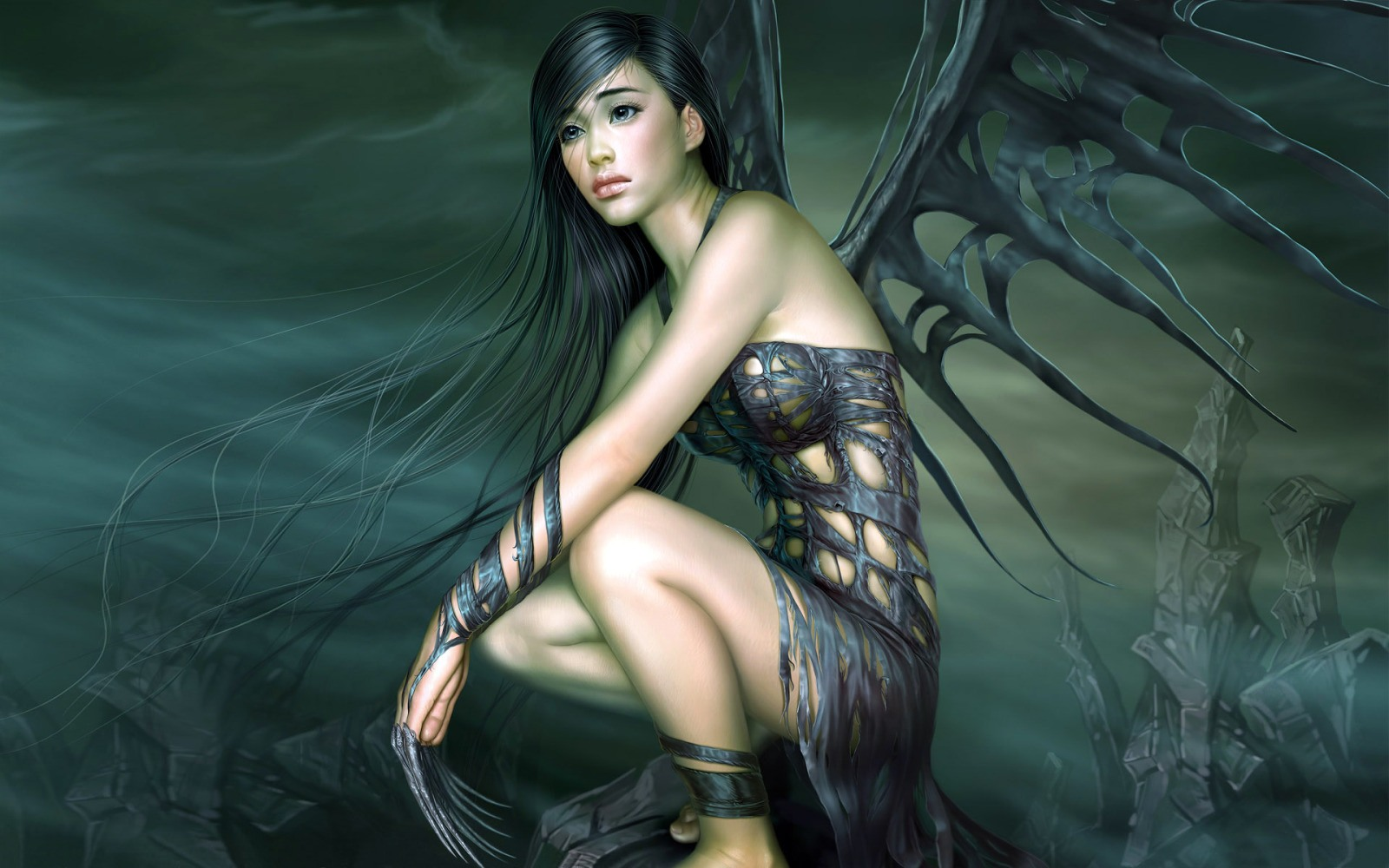 fairy wallpapers for desktop free download wallpaper