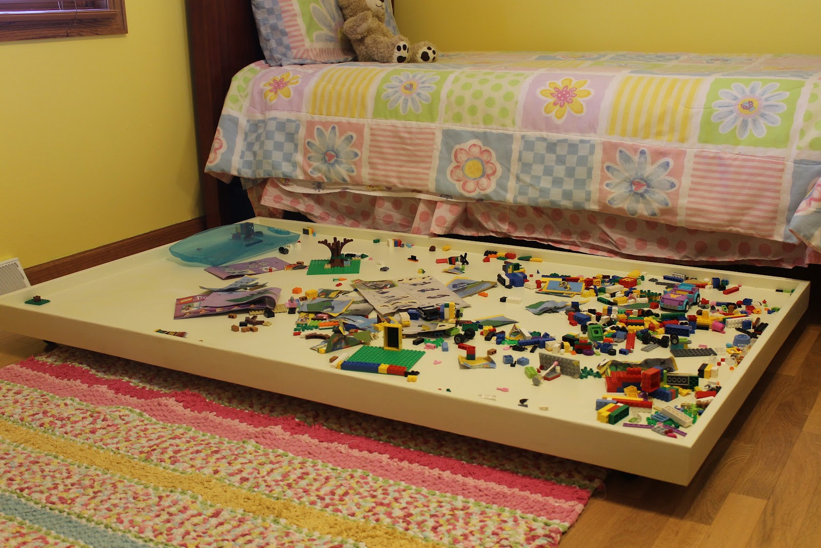 ACTIVITY TABLES FOR KIDS Puzzle Table