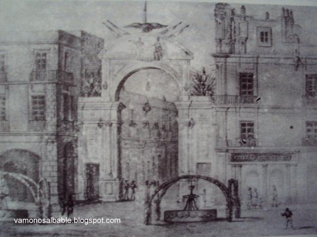 Prostitutas de grandes arcos de la ciudad