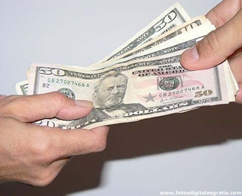 Pago en Dolares