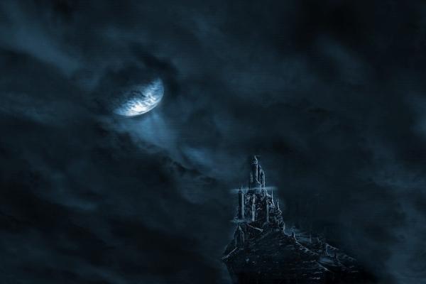 Paisajes de Ensueño: Paisajes de Noche